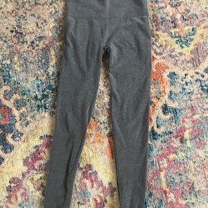 SPANX Pants - Spanx seamless charcoal grey leggings